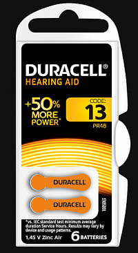 Duracell 13