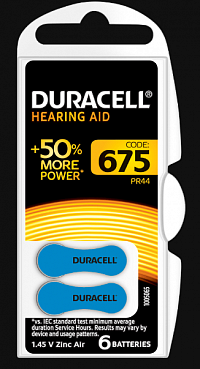 Duracell 675